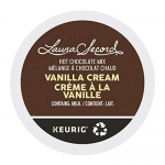 Laura Secord Vanilla Cream Hot Chocolate K-Cup pods, 12 Count
