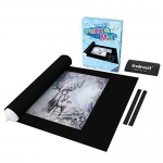 Lavievert Jigsaw Puzzle Roll Mat for up to 1500 Pieces