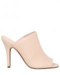Le Château Women's Open Toe High Heel Mule