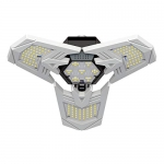 CACAGOO Deformable Garage Ceiling Light, 6500K, 10000LM