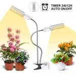 LED Grow Light for Indoor Plant, 45W Sunlike Full Spectrum