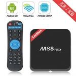 Leelbox M8S Pro 2017 High Configuration 4K Android 6.0 TV Box