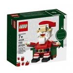 LEGO Bricks and More Santa Building Kit (155 Piece)