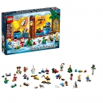 LEGO City Advent Calendar 60201 Building Kit (313 Piece)