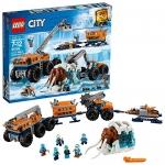 LEGO City Arctic Mobile Exploration Base Building Kit
