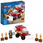 LEGO City Fire Hazard Truck