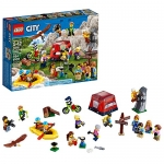 LEGO City People Pack – Outdoors Adventures Building Kit