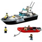 LEGO City Police Patrol Boat