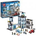 LEGO City Police Station Building Kit