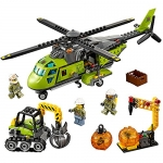 LEGO® City Volcano Explorers Volcano Supply Helicopter