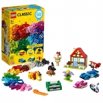 LEGO Classic Creative Fun Building Kit, New 2020 (900 Pieces)