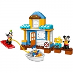 LEGO DUPLO l Disney Mickey Mouse Clubhouse Mickey & Friends Beach House