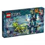LEGO Elves Noctura's Tower & The Earth Fox Rescue Building Kit