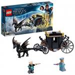 LEGO Fantastic Beasts: The Crimes of Grindelwald -Grindelwald's Escape 75951 Building Kit (132 Piece)