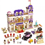 LEGO Friends Heartlake Grand Hotel Building Kit