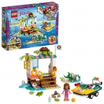 LEGO Friends Turtles Rescue Mission Building Kit