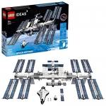 LEGO Ideas International Space Station Building Kit