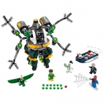 LEGO Marvel Super Heroes Spider-Man: Doc Ock's Tentacle Trap Spiderman Toy