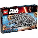 LEGO Star Wars Millennium Falcon Star Wars Toy