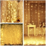 Lightess 300 LED Christmas String Lights