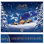 Lindt Christmas Alpine Village Assorted Chocolates Gift Box