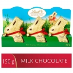 Lindt Easter Gold Bunny 3 Pack