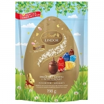 Lindt Lindor Assorted Chocolate Easter Eggs, 198g