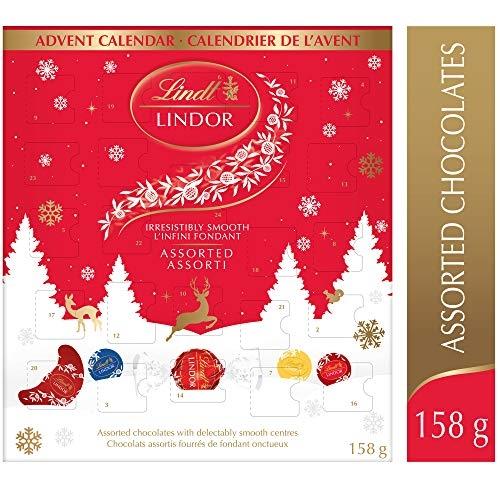 Lindt Lindor Christmas Advent Calendar