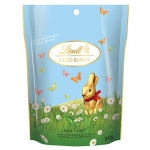 Lindt Miniature Milk Chocolate Easter Gold Bunny, 100g Pouch