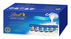Lindt Swiss Classic Fan Pack Chocolate Bar Collection
