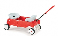 Little Tikes Tote and Go Folding Wagon Ride-On