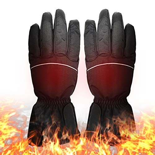 52% off Coupon Code Lixada Battery Heated Gloves