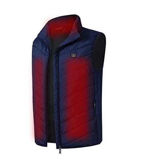 60% Off Coupon Code Lixada Heating Vest Warmer Thermal Waistcoat