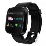 Lixada IP67 Smart Bracelet Fitness Tracker Watch