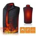 Lixada Lightweight Electric Heating Vest