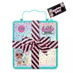 L.O.L. Surprise! Deluxe Present Surprise with Limited Edition Sprinkles Doll and Pet