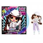 L.O.L. Surprise! O.M.G. Remix Lonestar Fashion Doll