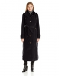 London Fog Women's 49″Long S/B Rain W/ Bib