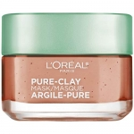 L'Oreal Paris Pure-Clay Cleansing Mask with 3 Mineral Clays + Red Algae, 50 ml