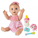 Luvabella – Blonde Hair – Responsive Baby Doll with Realistic Expressions and Movement