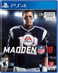 Madden NFL 18 Playstation 4 Game