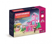 Magformers Sweet House Set, 64 Piece