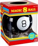 Magic 8 Ball Retro-Style Novelty Toy