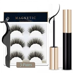 Magnetic Eyeliner and Lashes Magnetic Eyelashes Kit