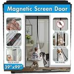 Magnetic Screen Door Cover
