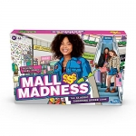Mall Madness Game, Talking Electronic Shopping Spree Board Game