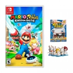 Mario + Rabbids Kingdom Battle with Mini Figure Blind Bag