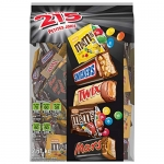MARS ASSORTED Halloween Candy Bars Variety Mix 215-Piece Bag
