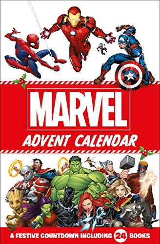 Marvel Storybook Collection Advent Calendar *PRE-ORDER*