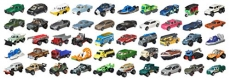 Matchbox 50 Car Pack Assortment